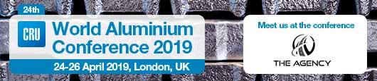 World Aluminium Conference 2019